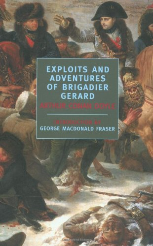 Exploits and Adventures of Brigadier Gerard   2001 edition cover