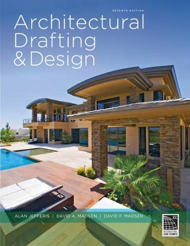 Architectural Drafting and Design:   2016 9781285165738 Front Cover