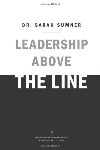 Leadership above the Line   2006 edition cover