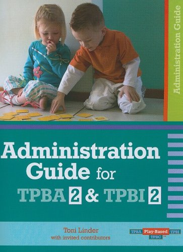 Administration Guide for TPBA2 and TPBI2   2008 edition cover