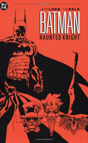 Batman Haunted Knights  1995 (Revised) 9781563892738 Front Cover