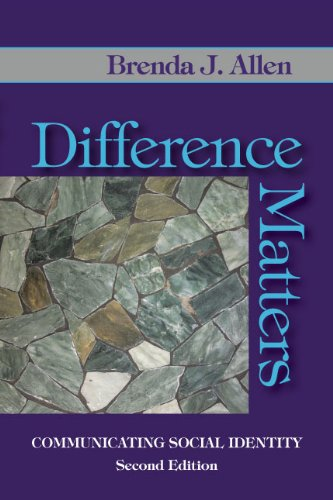 Difference Matters Communicating Social Identity 2nd edition cover