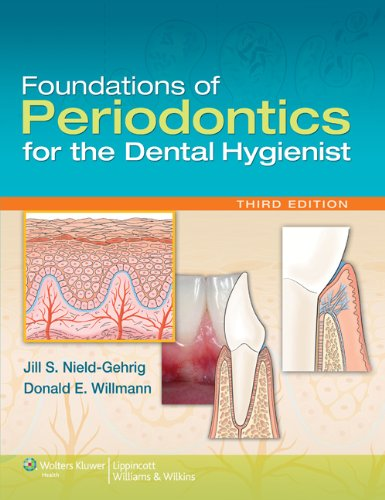 Foundations of Periodontics for the Dental Hygienist  3rd 2011 (Revised) 9781605475738 Front Cover