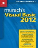 Murach's Visual Basic 2012   2013 edition cover