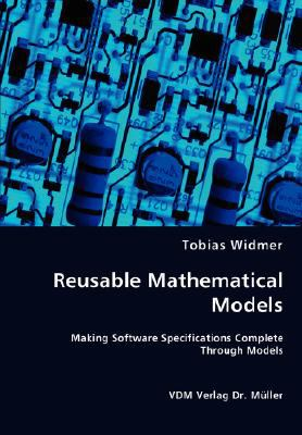Reusable Mathematical Models N/A 9783836466738 Front Cover