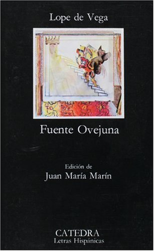 Ovejuna Fountain  23rd 1997 edition cover