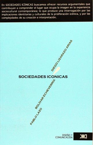 Sociedades Iconicas/ Icon Societies:  2007 edition cover