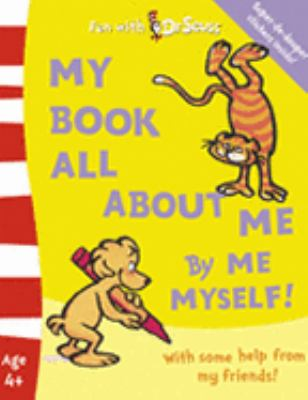 My Book All About Me N/A edition cover