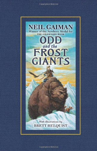 Odd and the Frost Giants   2009 edition cover