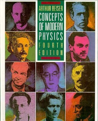 Concepts of Modern Physics  4th edition cover