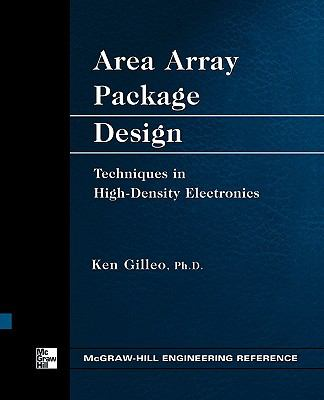Area Array Package Design N/A 9780071737739 Front Cover