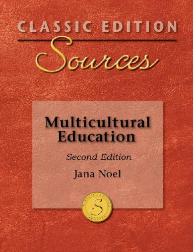 Classic Edition Sources Multicultural Education 2nd 2008 edition cover