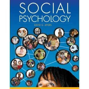 Social Psychology  11th edition cover