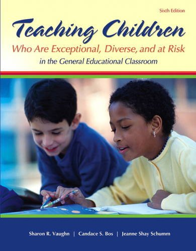 Teaching Students Who Are Exceptional, Diverse, and at Risk in the General Education Classroom  6th 2014 (Revised) edition cover
