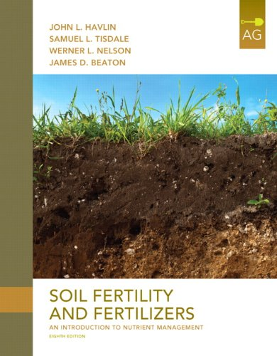 Soil Fertility and Fertilizers  8th 2014 edition cover