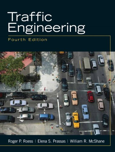 Traffic Engineering  4th 2011 edition cover