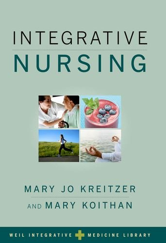 Integrative Nursing   2014 edition cover