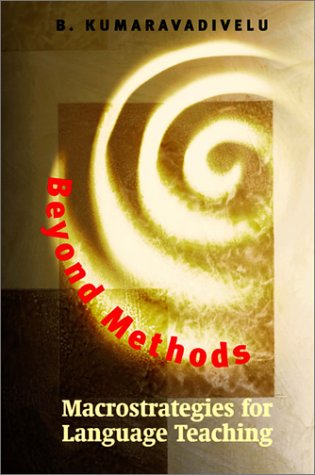 Beyond Methods Macrostrategies for Language Teaching  2003 edition cover