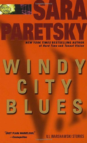 Windy City Blues   1995 9780440218739 Front Cover