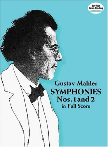 Symphonies Nos. 1 and 2 in Full Score  N/A edition cover