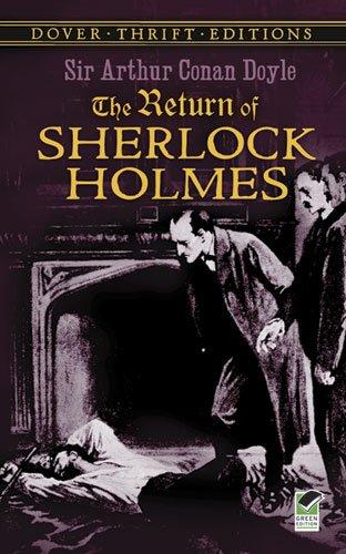 Return of Sherlock Holmes   2010 edition cover