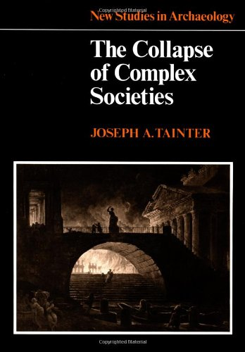 Collapse of Complex Societies   1990 edition cover