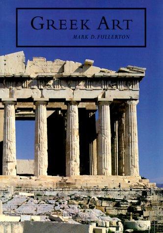 Greek Art   2000 edition cover
