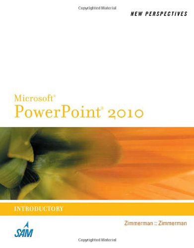New Perspectives on Microsoft� Powerpoint� 2010, Introductory   2011 9780538753739 Front Cover