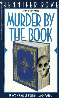 Murder by the Book A Novel N/A 9780553293739 Front Cover