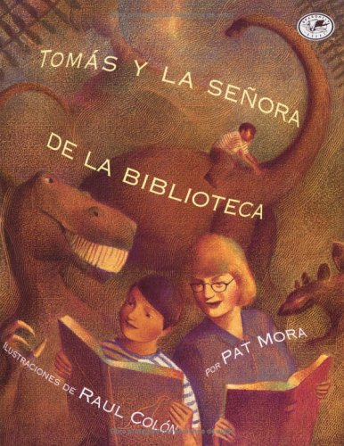 Tomas and the Library Lady  N/A edition cover