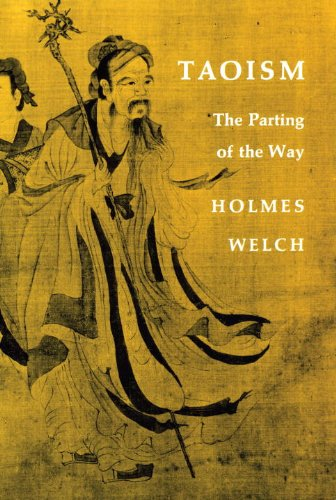 Taoism : The Parting of the Way  1971 edition cover