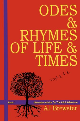 Odes and Rhymes of Life and Times   2012 edition cover