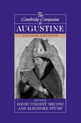 Cambridge Companion to Augustine  2nd 2014 edition cover