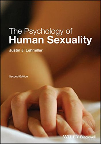 The Psychology of Human Sexuality:   2017 9781119164739 Front Cover