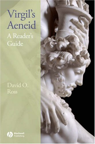 Virgil's Aeneid A Reader's Guide  2007 edition cover