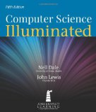 Computer Science Illuminated  5th 2013 edition cover