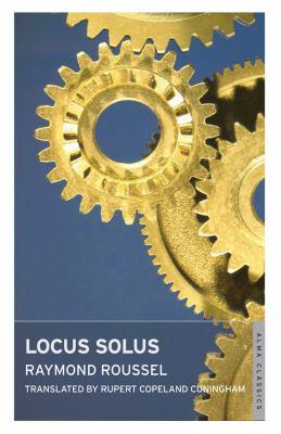 Locus Solus   2008 edition cover