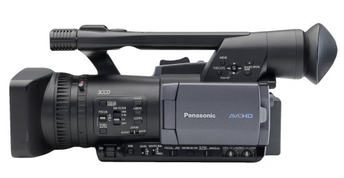 Panasonic Pro AG-HMC150 3CCD AVCHD 24fps Camcorder (Discontinued by Manufacturer) product image