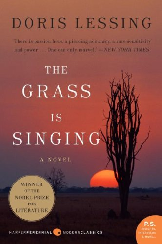 Grass Is Singing   2008 edition cover