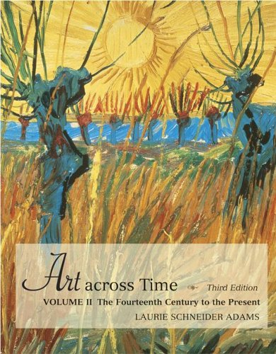 Art Across Time  3rd 2007 (Revised) edition cover