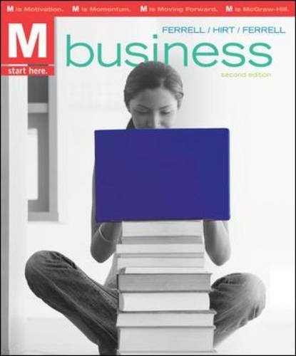 M: Business Business 2nd 2011 edition cover
