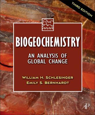 Biogeochemistry An Analysis of Global Change 3rd 2013 edition cover