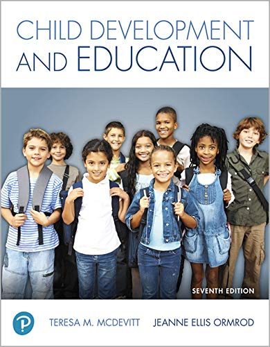 Child Development and Education Plus Mylab Education With Pearson Etext -- Access Card Package:   2019 9780134805740 Front Cover