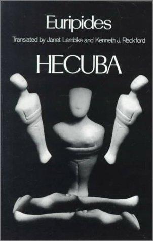 Hecuba   1991 edition cover