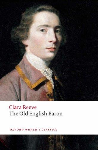 Old English Baron   2008 edition cover