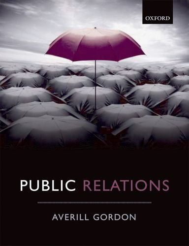 Public Relations   2011 edition cover