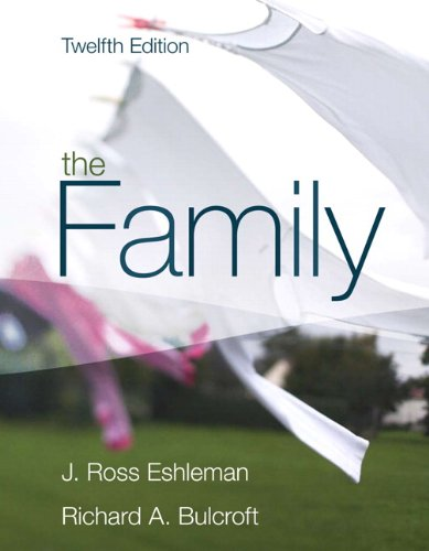 Family  12th 2010 edition cover