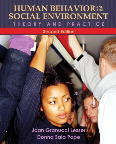 Human Behavior and the Social Environment Theory and Practice 2nd 2011 edition cover