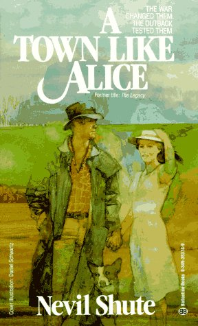 Town Like Alice N/A 9780345353740 Front Cover