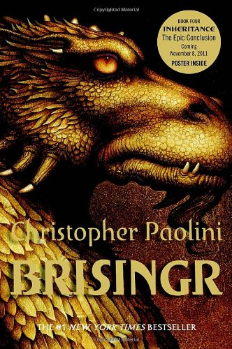Brisingr  N/A edition cover